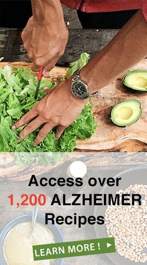 Alzheimer Meal Plans
