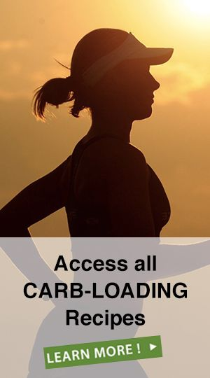 Carb-Loading Meal Plans
