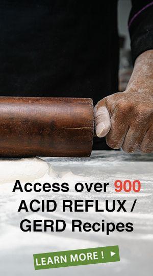 Acid Reflux Meal Plans