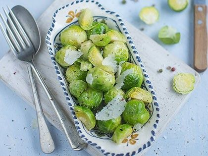 Milan-Style Brussels Sprouts