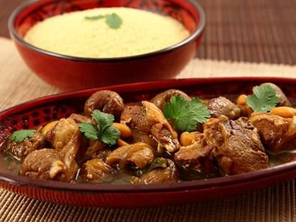 Lamb Tagine with Fennel