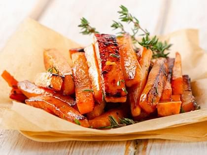 Sweet Potato Oven-Fries