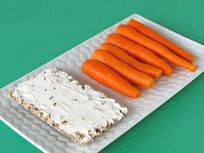 Carrot & Cheese Spread