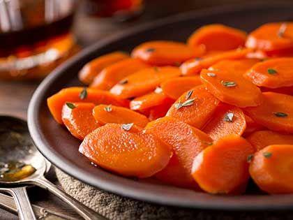 Butter Carrots