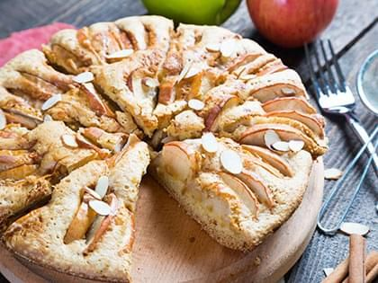 Grandma Luigina's Apple Cake