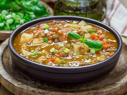 Country-Style Vegetable Soup