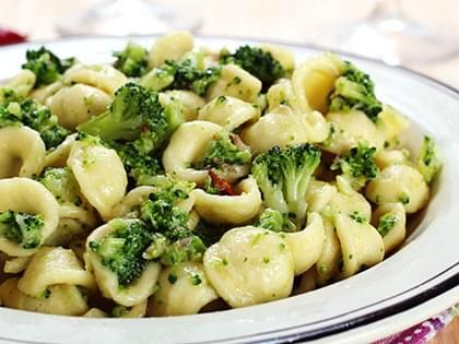 """Orecchiette"" Pasta with Broccoli"