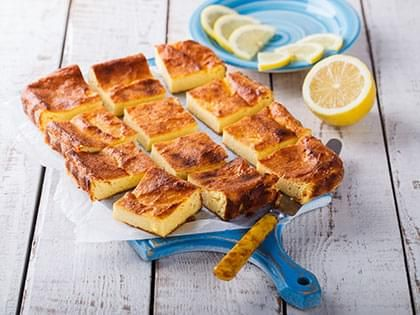 Gâteau au fromage ricotta