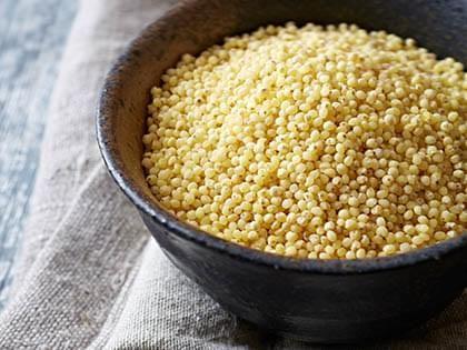 Steamed Millet