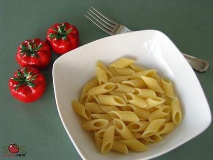 Short Cut Pasta (side dish)