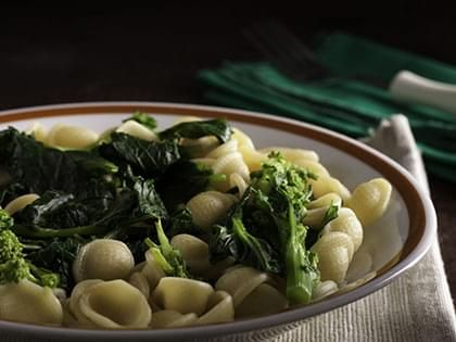 Pasta with Broccoli Rabe