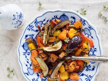 Caramelized Vegetables