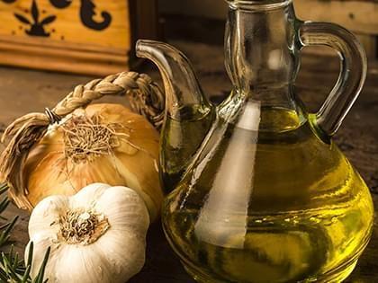 Garlic-Infused Oil