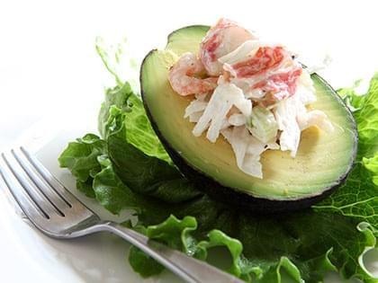 Thousand Island Snow Crab Salad