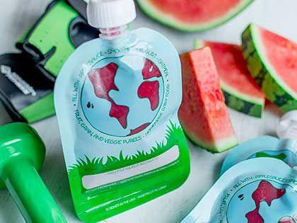 Watermelon-flavoured Sport-Gel