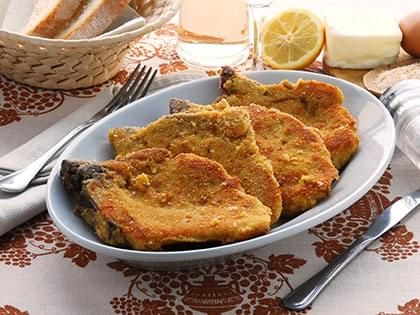 Veal Cutlets Milanese