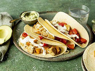 Tacos végétaliens