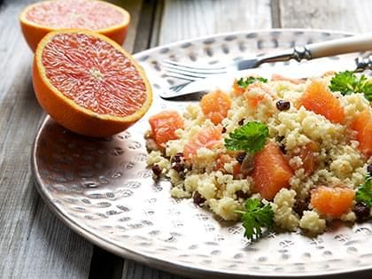Fruit and Couscous Salad