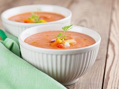 Zuppa messicana di Maria del Pilar