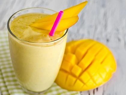 Mango and Yogurt Mousse