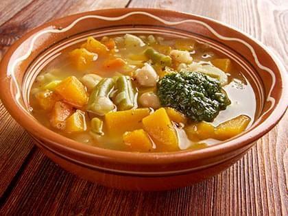 Zuppa provenzale (soupe pistou)