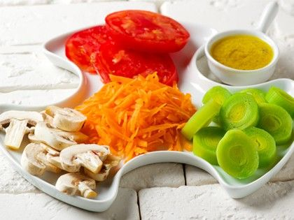 Crudités Salad