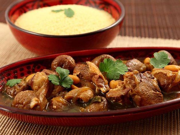 tajine agneau fenouil - recettes avec des raisins