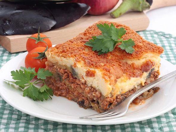 Beef Moussaka