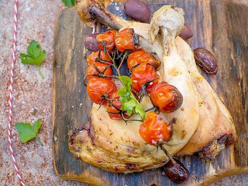 Provence-Style Chicken