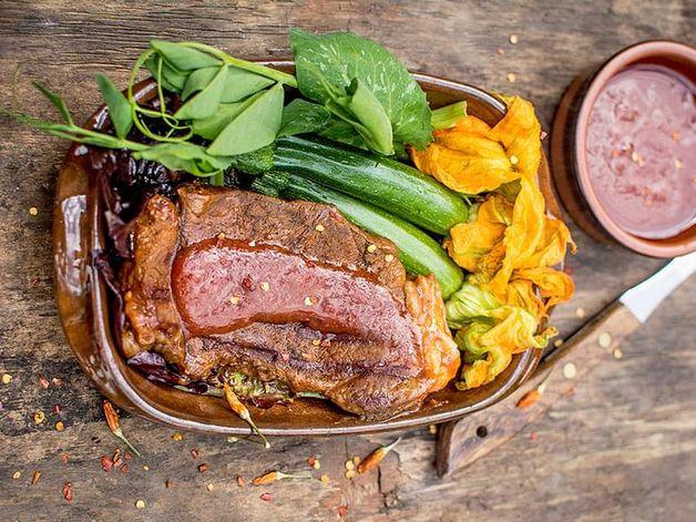 Beef Stew en Papillote