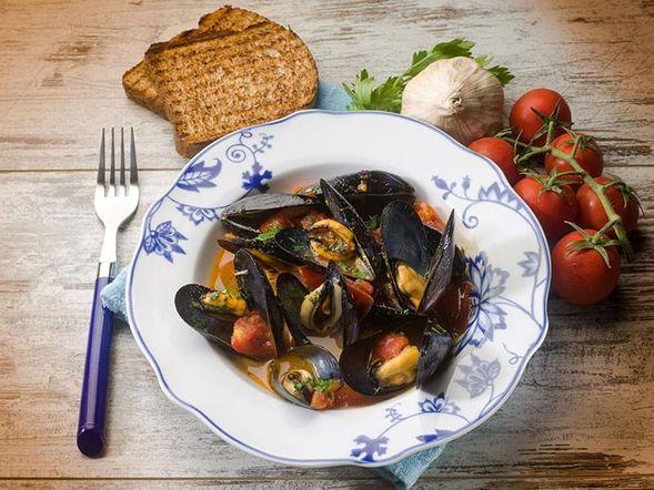 Easy Roman-Style Fish Soup