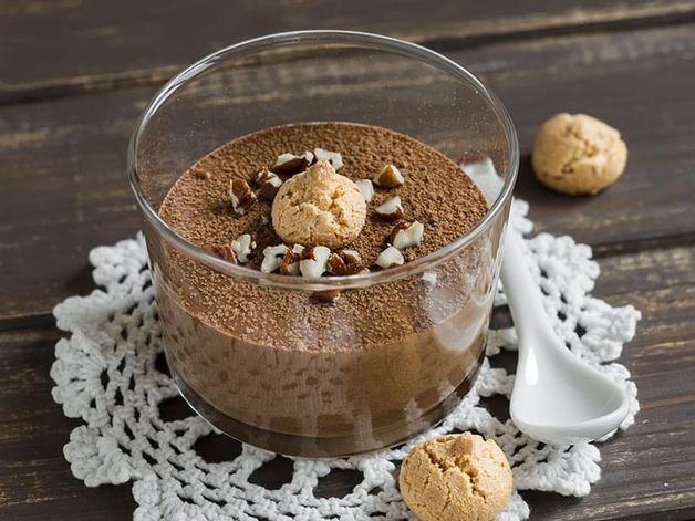 Tofu Chocolate Mousse
