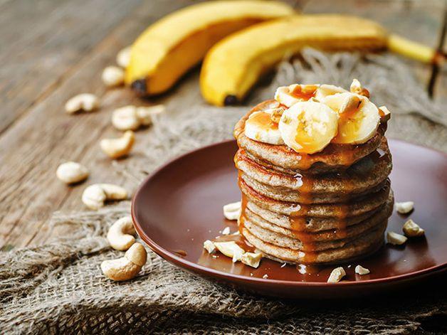 Pancake à la banane recette vide-frigo