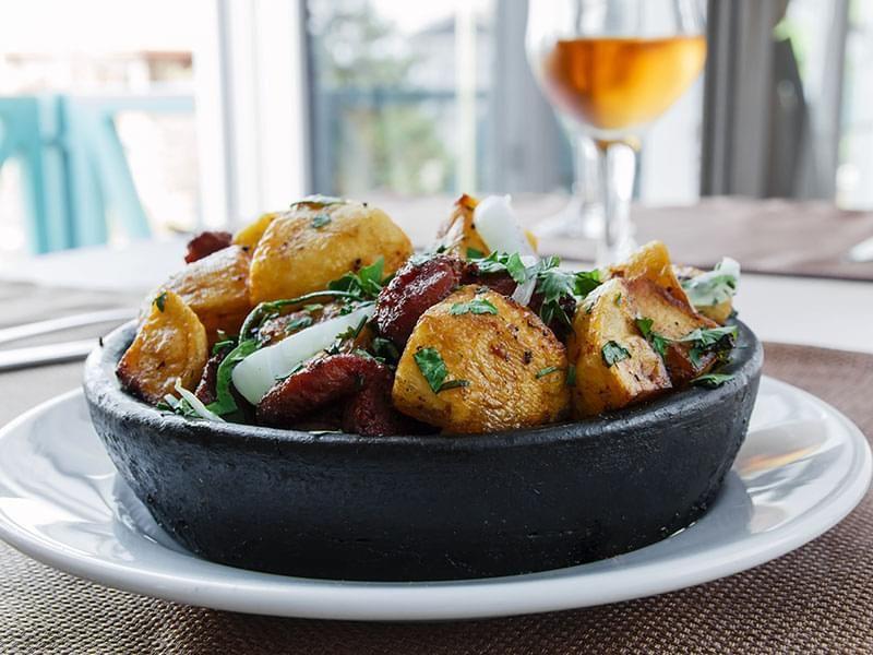 Slow Cooker Pork and Potato Pot
