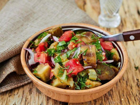Ratatouille rapide de légumes et pois chiches