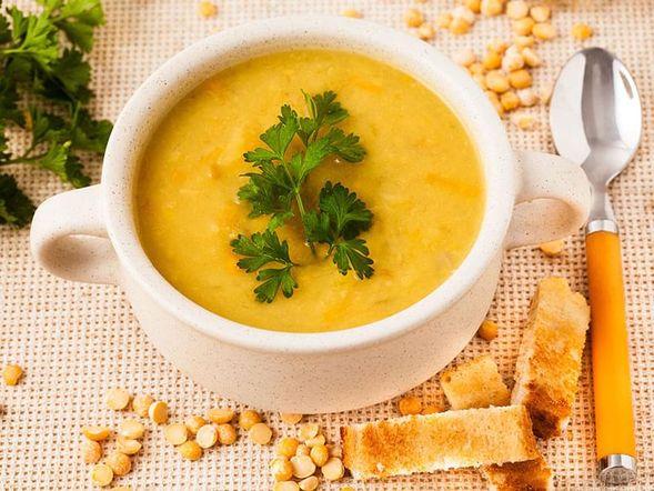 Indian-Style Split Pea Soup