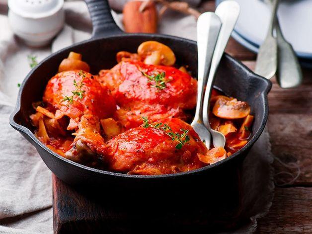 Marengo Chicken