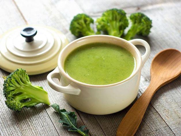 Ligurian Broccoli Soup