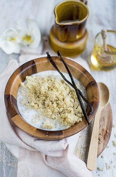 Vanilla-Scented Quinoa