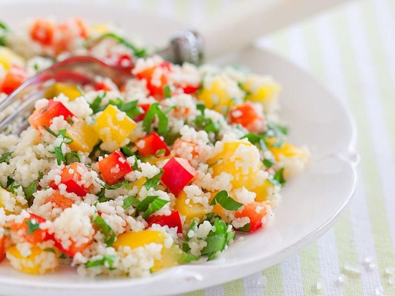 On-the-go Couscous Salad