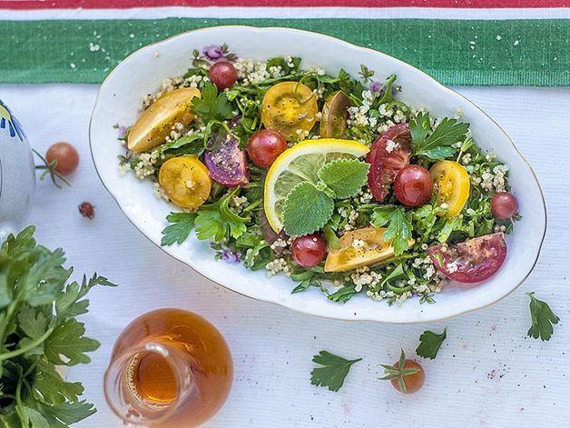 Salade Taboulé sans blé