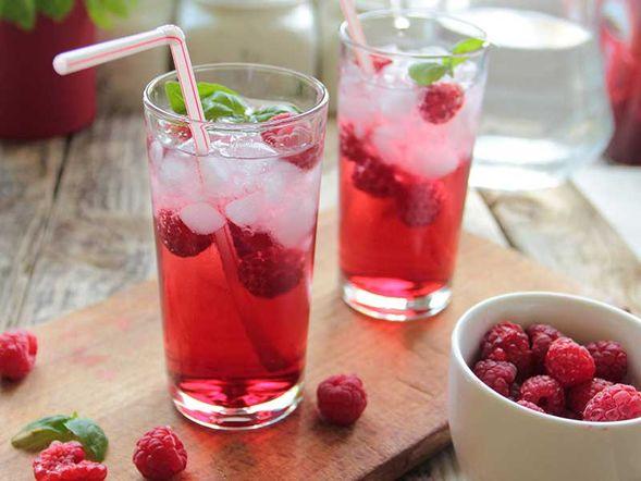 Raspberry Sports Drink