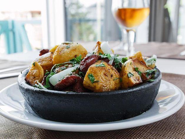 Casserole de porc et pommes de terre à la mijoteuse