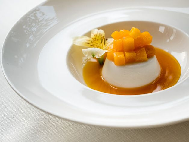 Upside-Down Yogourt with Mango