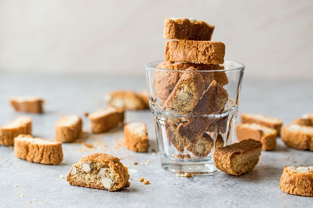Almond Cantucci Cookies
