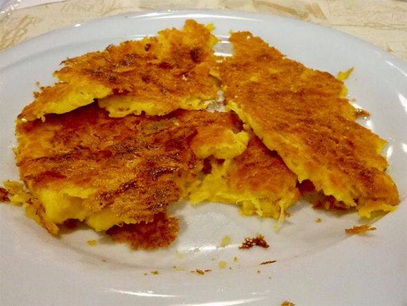 Farinata (Chickpea Pancake)