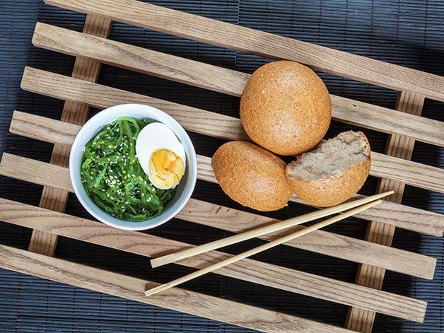 Seaweed and Egg Salad