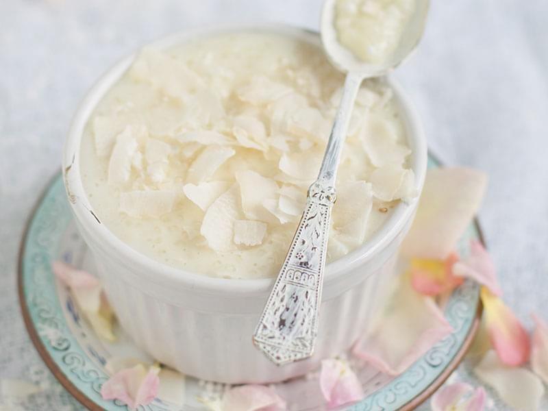 Pouding au tapioca
