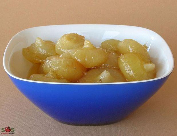Glazed Small Onions