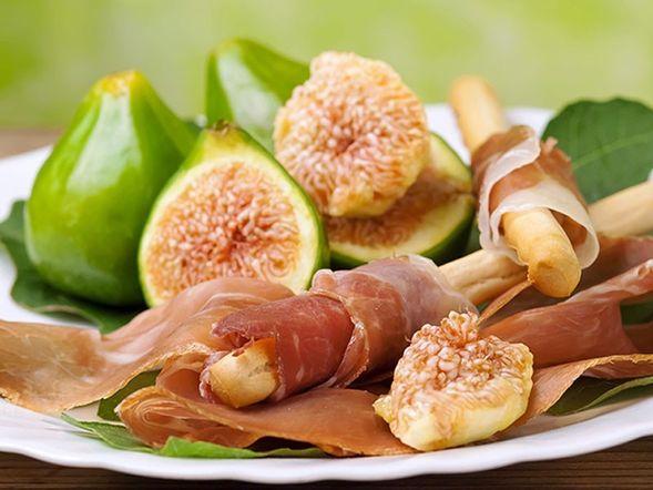 Prosciutto avec figues